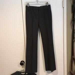 Theory suit slacks dark grey